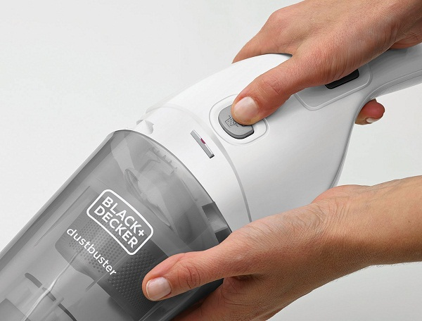 aspirateur à main Black+Decker NVB215WN-QW Dustbuster